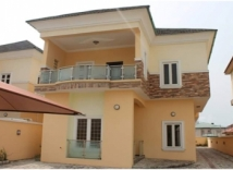 5 Bedroom Duplex with 1BQ at Thomas Estate Ajah, Lagos