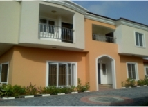 5 BEDROOM DUPLEX WITH 2ROOM BQ AT VGC LAGOS.