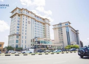 A FIVE (5) STAR LUXURY HOTEL AVAILABLE FOR SALE IN LAGOS NIGERIA!!!